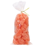 Land Of  The Gummies Orange Slices 20 oz Twist Bags