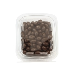 Weaver Chocolates Dark Chocolate Covered Peanut 10 oz Tubs