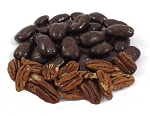 Weavers Chocolates Dark Chocolate Covered Pecans