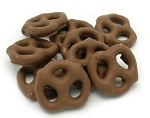 Weaver Chocolates Milk Coated Mini Pretzel