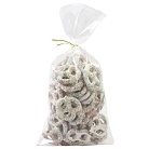 Yogurt Christmas Pretzels 10 oz Twist Bags