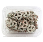 Christmas Yogurt Pretzel 8 oz Tubs