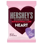 Hershey's Milk Chocolate Covered Marshmallow Heart 2.2 oz