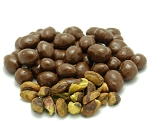 Weaver Chocolates Milk Chocolate Pistachios
