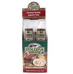 Stoltzfus Meats Ike's Traditional Beef Stick Twin Pk 6 Caddies