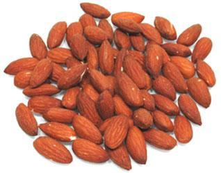 Weaver Nut Almonds Carmel Supreme Roasted Unsalted with skin