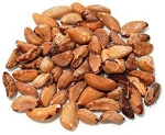 Weaver Nut Whole Brazil Nuts Roasted Salted