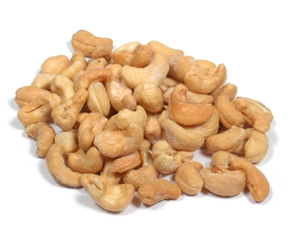 Weaver Nut Roasted Salted Cashews 320 count