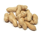 Jumbo In Shell Peanuts Roasted Unsalted Bulk Bag