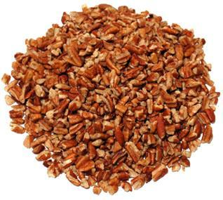 Medium Fancy Pecan Pieces Raw