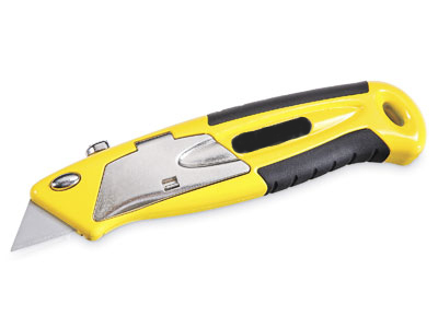 Utility Knife with Quickblade Replacement