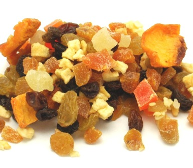 Weaver Nut Assorted Diced Dried Fruit Medley