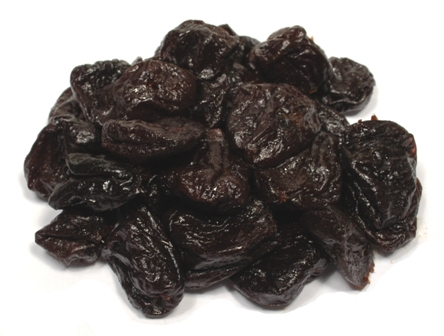 Large California Pitted Prunes 30/40 count