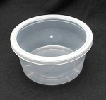 Round Container 12 oz Deli Clear
