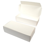 White Candy Box 1 pound 7.125