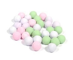 Jelly Belly Dutch Chocolate Mints Assorted Colors