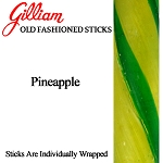 Gilliam Candy Old Fashioned Pineapple Stick