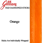 Gilliam Candy Old Fashioned Orange Stick