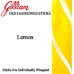 Gilliam Candy Old Fashioned Lemon Stick