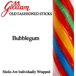 Gilliam Candy Old Fashioned Bubblegum Stick