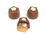Asher's Milk Chocolate Caramel Truffle