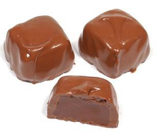 Asher's Milk Chocolate Covered Chocolate Caramel