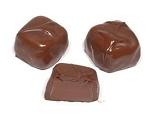 Asher's Dark Chocolate Covered Chocolate Caramel