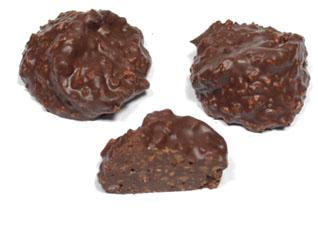 Asher's Dark Chocolate Coconut Clusters