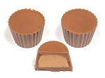 Asher's Milk Chocolate Mini Peanut Butter Cup