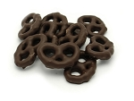 Asher's Pure Dark Chocolate Covered Mini Pretzels