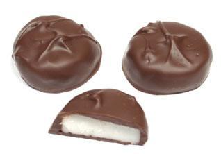 Asher's Sugar Free Dark Chocolate Peppermint Patty