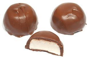 Asher's Sugar Free Milk Chocolate Covered Vanillla Marshmallow