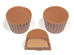 Asher's Sugar Free Milk Chocolate Mini Peanut Butter Cups