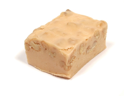 Asher's Vanilla Nut Fudge
