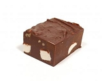Asher's Rocky Road Fudge