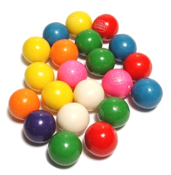 Concord Super Large Gumballs Unwrapped