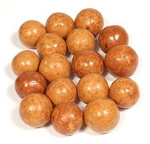 Georgia Nut Peanut Butter Milk Chocolate Malt Balls