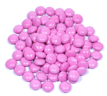 Georgia Nut Pink Milk Chocolate Gems