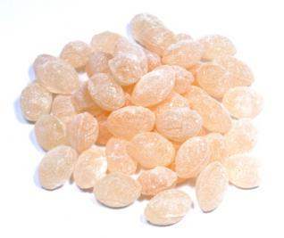Claeys Sugar Sanded Natural Ginger Drops