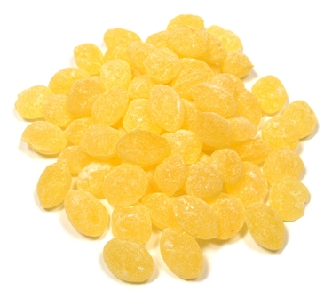 Claeys Sugar Sanded Natural Lemon Drops