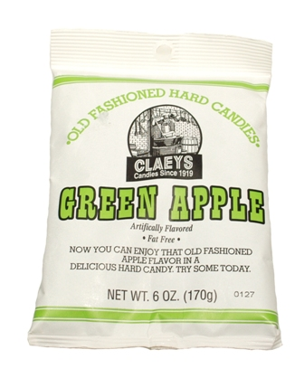 Claeys Green Apple Drops Refills for Kegs