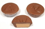 Asher's Large Milk Chocolate Peanut Butter Cups