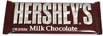 Hershey's Milk Chocolate Bar 1.55 oz