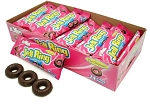 Joyva Dark Chocolate Covered Raspberry Jell Ring 3 Pack