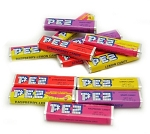 Pez Asst Fruit Full Rolls Bulk Candy .29 oz