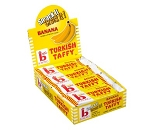Bonomo Banana Turkish Taffy 1.5 oz Bar