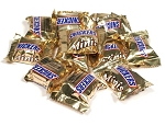 M & M Mars Snickers Miniature Bite Size Wrapped