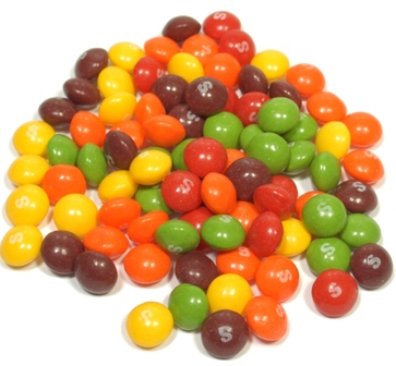 Wrigley Skittles Originals 12/54 oz