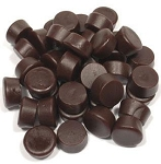 Gimbals Chocolate Fudge Taffy Lite Chews