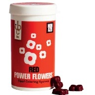 Mona Lisa Power Flower Red Container CLR-19430-999